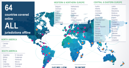 Map-CCEH-Coverage-Worldwide-2018
