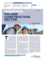 The construction sector in Poland has undergone turbulent times.